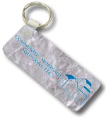 Rectangular Key Tag